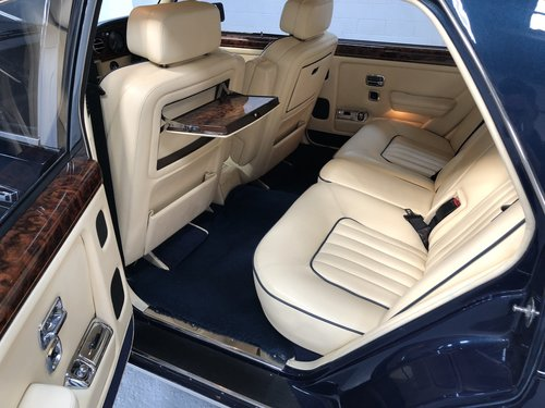 1991 Rolls Royce Silver Spur II SOLD (picture 5 of 6)