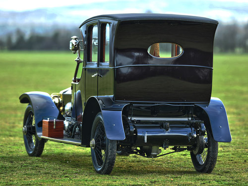 1911 Rolls Royce Silver Ghost open drive Limousine by Grosve For Sale (picture 2 of 6)