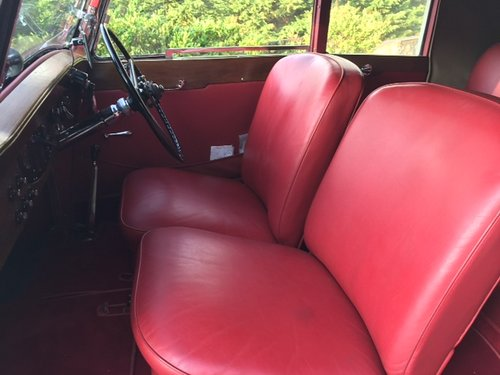 1936 Rolls Royce 25/30 Pass & Joyce All Weather Cabriolet For Sale (picture 5 of 6)