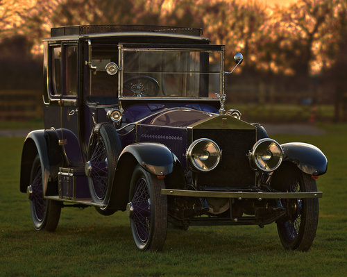 1915 Rolls Royce Silver Ghost London To Edinburgh For Sale (picture 1 of 6)