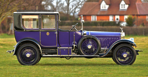 1915 Rolls Royce Silver Ghost London To Edinburgh For Sale (picture 2 of 6)