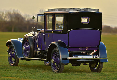 1915 Rolls Royce Silver Ghost London To Edinburgh For Sale (picture 3 of 6)