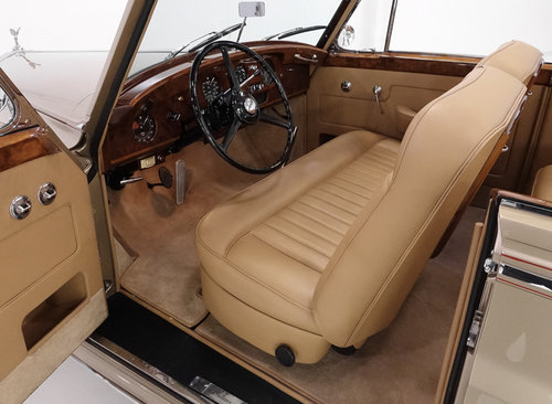 1959 Rolls-Royce Silver Cloud I Drophead Coupe For Sale (picture 3 of 6)