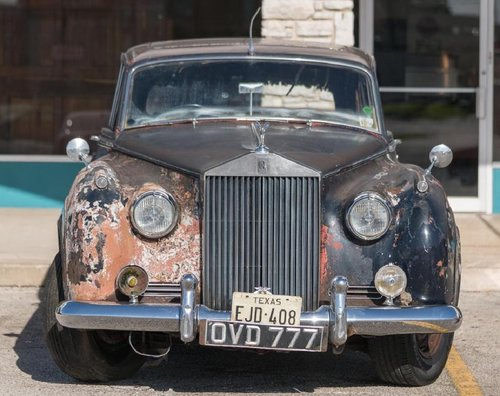 1957 Rolls-Royce Silver Cloud I RHD # 22308 For Sale (picture 2 of 6)