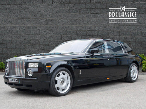 2008 (58) Rolls-Royce Phantom EWB (RHD) SOLD (picture 1 of 6)