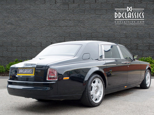 2008 (58) Rolls-Royce Phantom EWB (RHD) SOLD (picture 2 of 6)