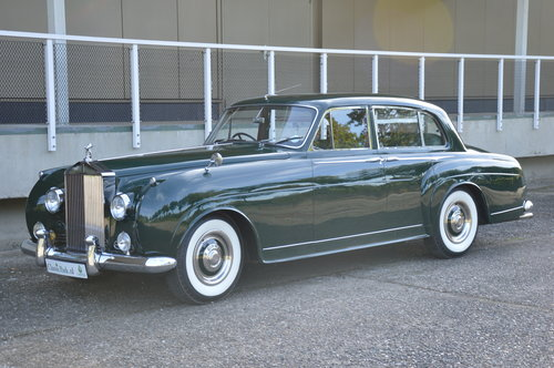 1956 (940)  Rolls-Royce Silver Cloud I Sports Saloon  For Sale (picture 1 of 6)