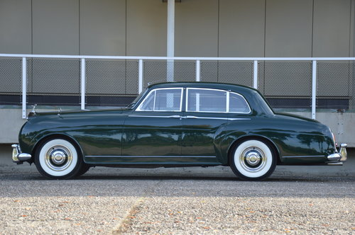 1956 (940)  Rolls-Royce Silver Cloud I Sports Saloon  For Sale (picture 2 of 6)