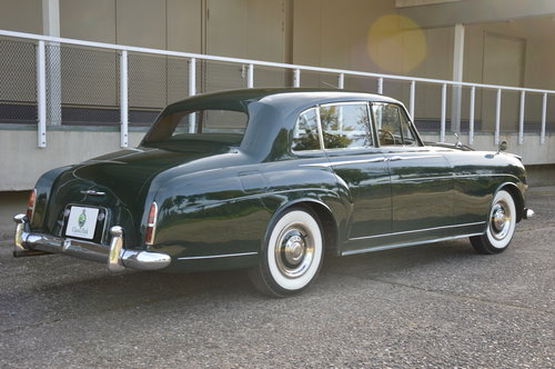 1956 (940)  Rolls-Royce Silver Cloud I Sports Saloon  For Sale (picture 3 of 6)