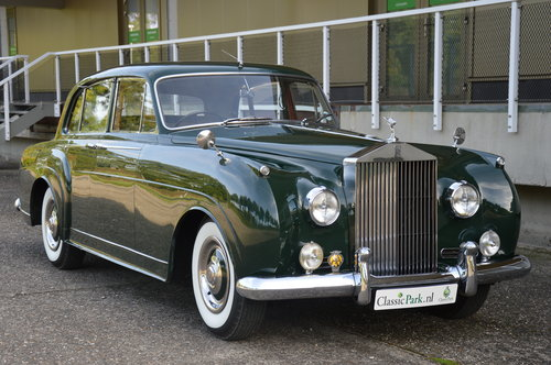 1956 (940)  Rolls-Royce Silver Cloud I Sports Saloon  For Sale (picture 4 of 6)