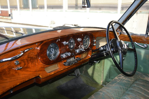 1956 (940)  Rolls-Royce Silver Cloud I Sports Saloon  For Sale (picture 5 of 6)