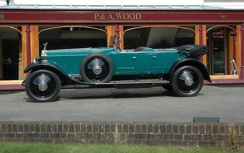 Rolls-Royce Silver Ghost 1924 Open Tourer by Hooper For Sale (picture 2 of 3)