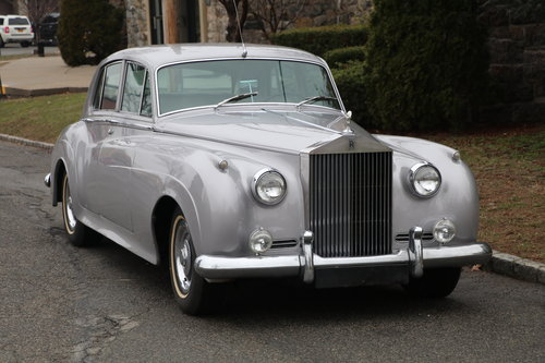1958 Rolls Royce Silver Cloud I LHD For Sale (picture 1 of 6)