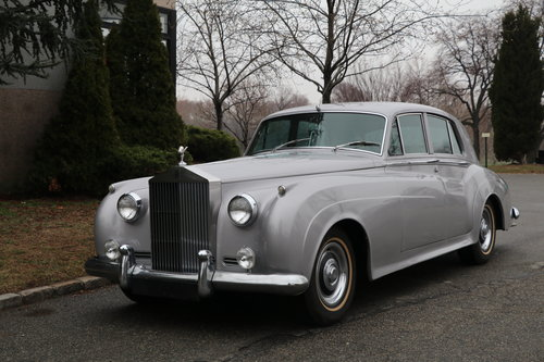 1958 Rolls Royce Silver Cloud I LHD For Sale (picture 3 of 6)