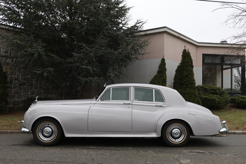 1958 Rolls Royce Silver Cloud I LHD For Sale (picture 4 of 6)