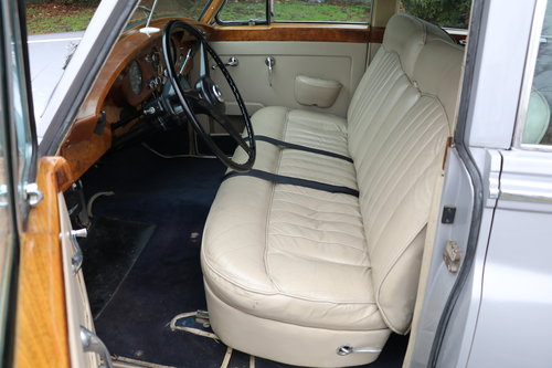 1958 Rolls Royce Silver Cloud I LHD For Sale (picture 5 of 6)