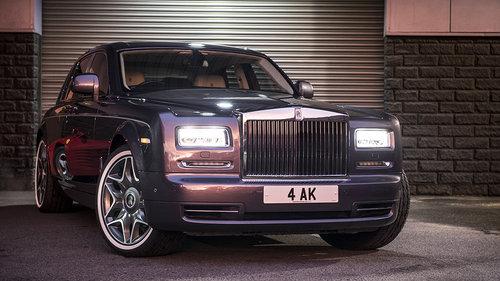 2013 Rolls Royce Phantom Saloon Series II For Sale (picture 1 of 6)