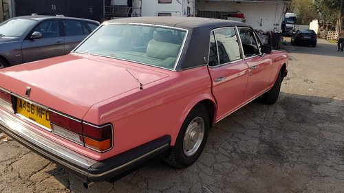 1984 THE PINK ROLLS ROYCE For Sale (picture 2 of 6)