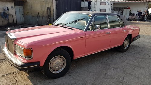 1984 THE PINK ROLLS ROYCE For Sale (picture 3 of 6)