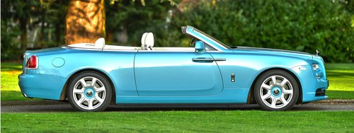 2017 Rolls Royce Dawn Convertible For Sale (picture 2 of 6)