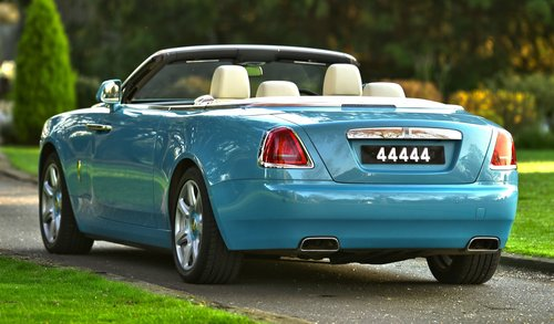 2017 Rolls Royce Dawn Convertible For Sale (picture 3 of 6)