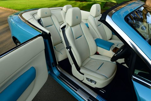 2017 Rolls Royce Dawn Convertible For Sale (picture 4 of 6)