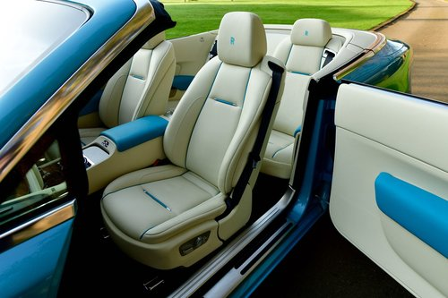 2017 Rolls Royce Dawn Convertible For Sale (picture 5 of 6)