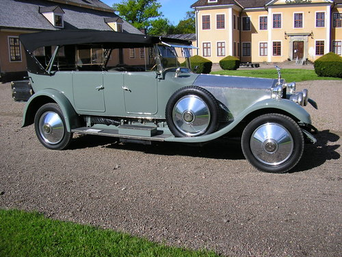 Rolls Royce 40/50 Silver Ghost 1922 For Sale (picture 1 of 6)