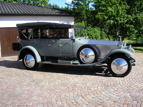 Rolls Royce 40/50 Silver Ghost 1922 For Sale (picture 3 of 6)