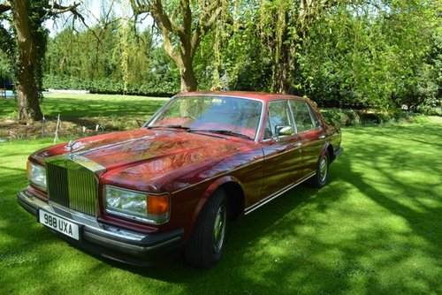 Rolls Royce Silver Spirit II 1992, 58000 miles For Sale (picture 2 of 6)