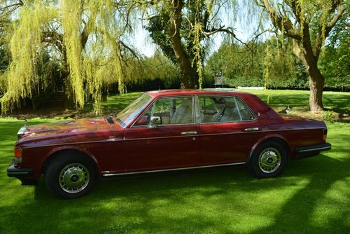 Rolls Royce Silver Spirit II 1992, 58000 miles For Sale (picture 3 of 6)