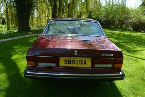 Rolls Royce Silver Spirit II 1992, 58000 miles For Sale (picture 4 of 6)