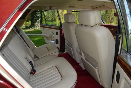 Rolls Royce Silver Spirit II 1992, 58000 miles For Sale (picture 6 of 6)