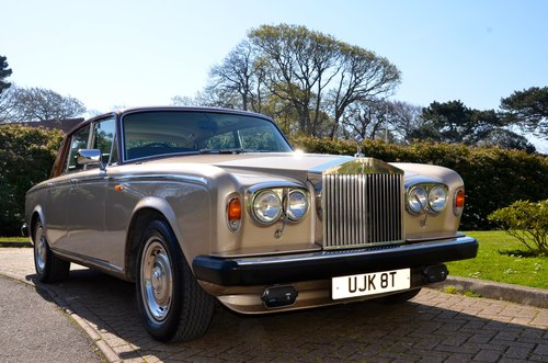 1978 Rolls Royce Silver Shadow II (36000 miles) SOLD (picture 1 of 6)