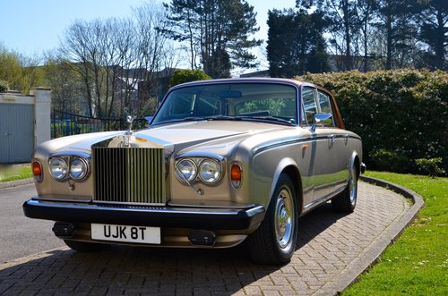 1978 Rolls Royce Silver Shadow II (36000 miles) SOLD (picture 2 of 6)