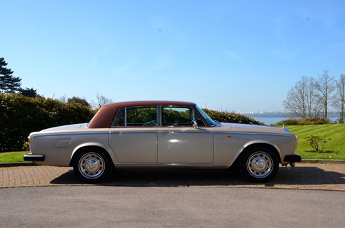 1978 Rolls Royce Silver Shadow II (36000 miles) SOLD (picture 3 of 6)