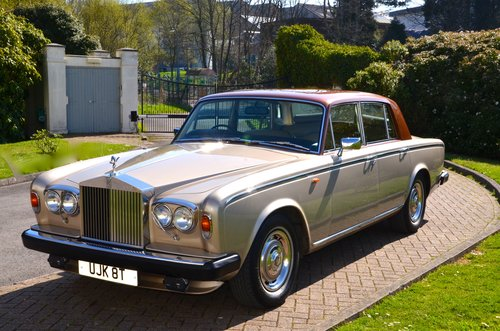 1978 Rolls Royce Silver Shadow II (36000 miles) SOLD (picture 4 of 6)