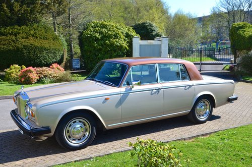 1978 Rolls Royce Silver Shadow II (36000 miles) SOLD (picture 5 of 6)