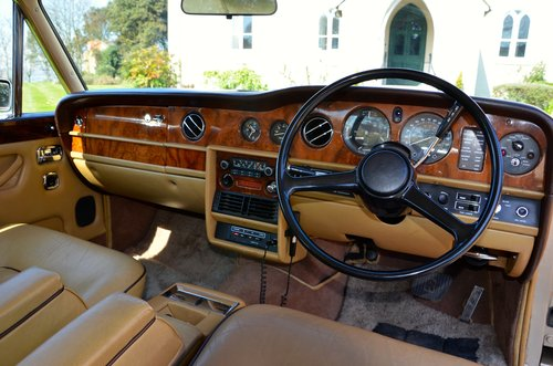 1978 Rolls Royce Silver Shadow II (36000 miles) SOLD (picture 6 of 6)