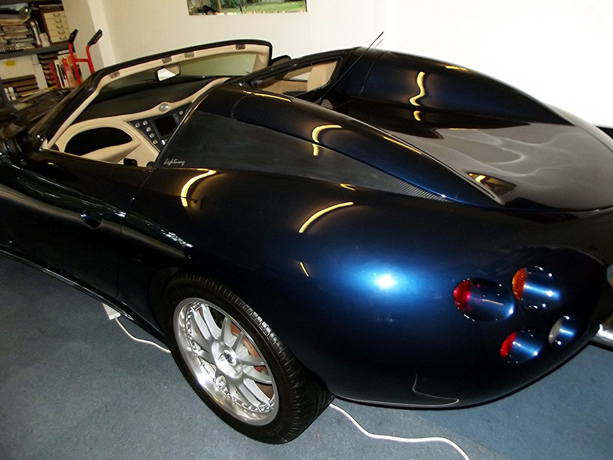 2002 RONART LIGHTNING CONVERTIBLE For Sale (picture 12 of 12)