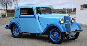1937 ROSENGART LR4 N2 COUPÉ For Sale by Auction