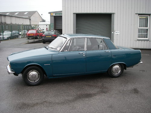 1970 ROVER P6 Series One 2000 ~  SOLD (picture 1 of 6)