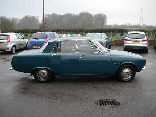 1970 ROVER P6 Series One 2000 ~  SOLD (picture 3 of 6)