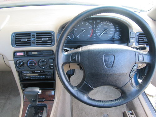 1995 ROVER 600 623 SLi AUTO HONDA 2.3 ENGINE * ONLY 5856 MILES SOLD (picture 5 of 6)