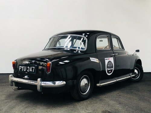 1955 rover 75 p4 - excellent value - 2017 mille miglia entry SOLD (picture 2 of 6)