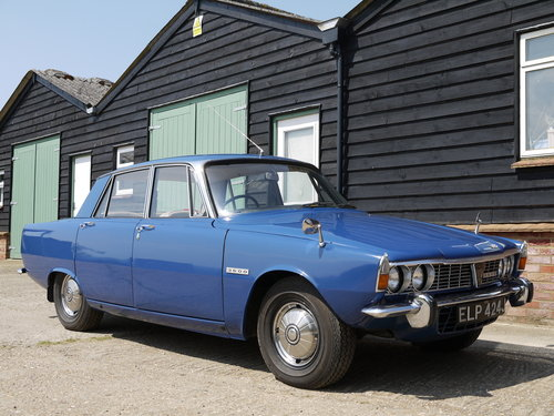 1970 ROVER P6 3500 SERIES 1, JUST 45K MILES FROM NEW !! SOLD (picture 1 of 6)