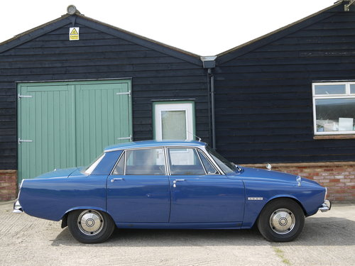 1970 ROVER P6 3500 SERIES 1, JUST 45K MILES FROM NEW !! SOLD (picture 3 of 6)