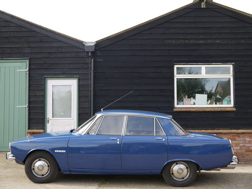 1970 ROVER P6 3500 SERIES 1, JUST 45K MILES FROM NEW !! SOLD (picture 4 of 6)