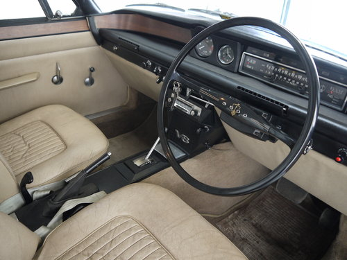 1970 ROVER P6 3500 SERIES 1, JUST 45K MILES FROM NEW !! SOLD (picture 5 of 6)