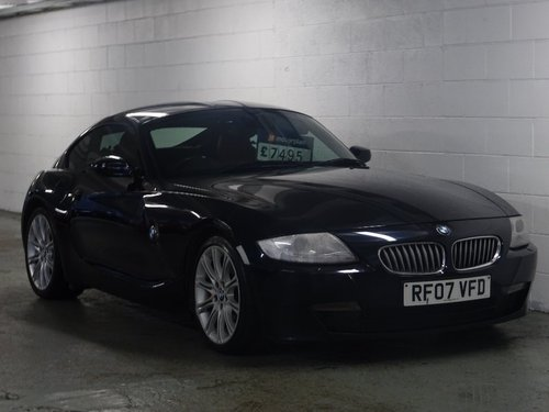 2007 BMW Z4 3.0 si Sport 2dr AUTO/TIP FULL RED LTHR INT For Sale (picture 1 of 6)